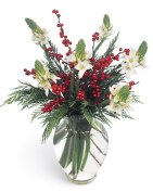 Holiday arrangements and home decor