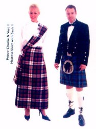 Men's and Women's Kilts