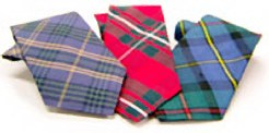 Silk Scottish Tartan Ties