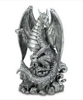 Dragon Figurines medieval and renaissnace gifts