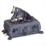 Medieval Dragon Box