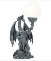 Dragon Electric Lamp