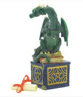 Dragon Wish Box