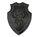 Imperial Eagle Breastplate Shield